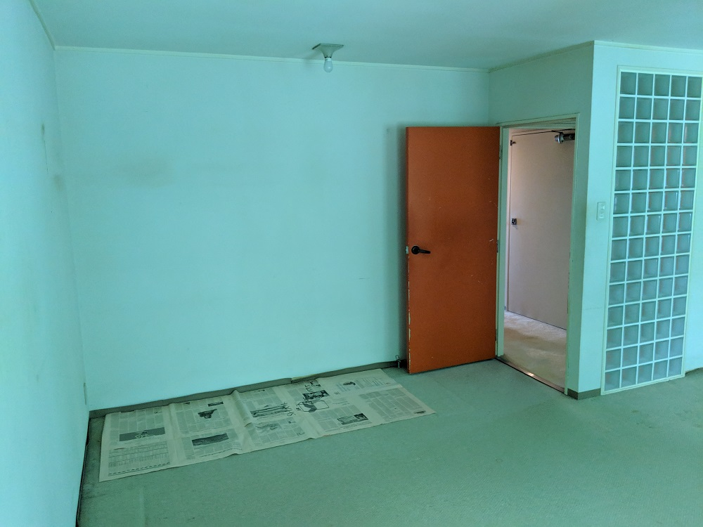 個室リフォーム 施工前